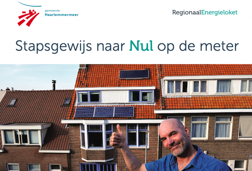 verduurzamen project Diemen : Haarlemmermeer